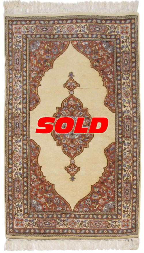 3x 5 Tabriz Design Rug – SOLD