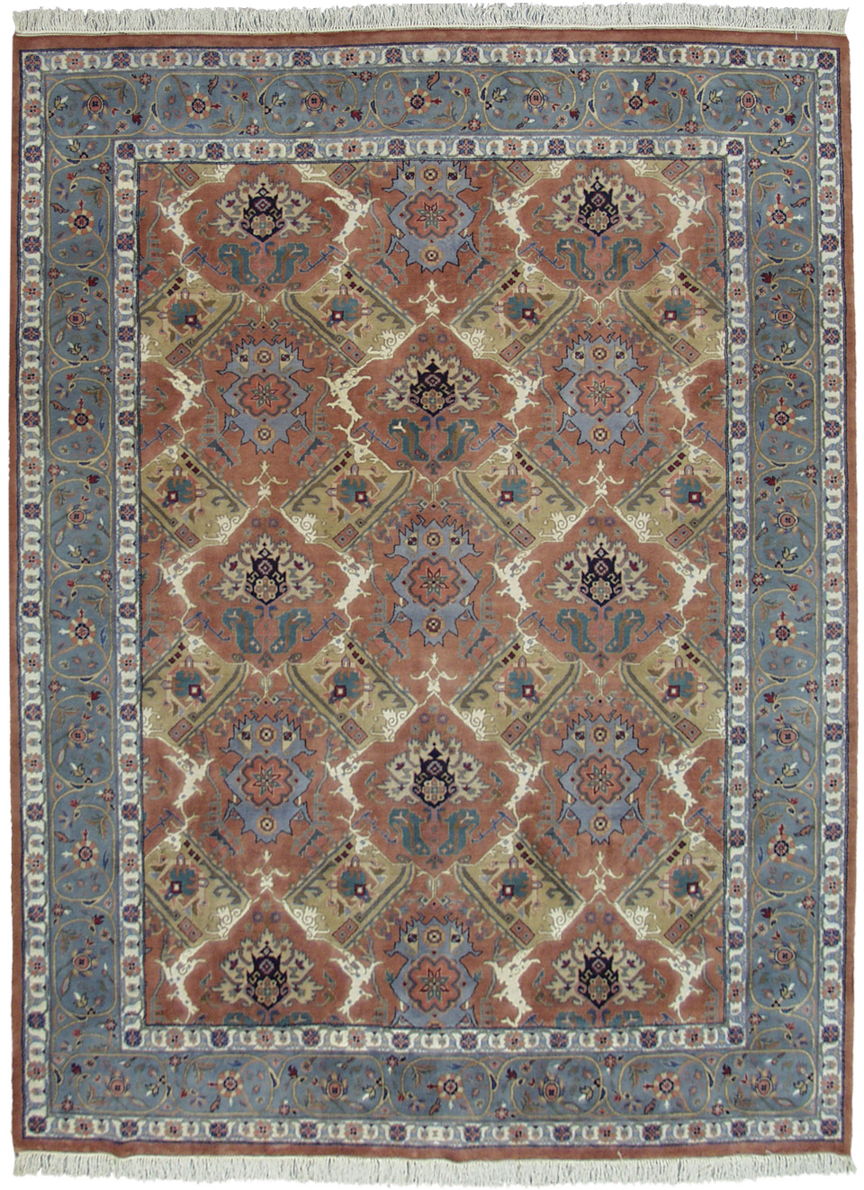 9x12 Bakshaish Design Rug