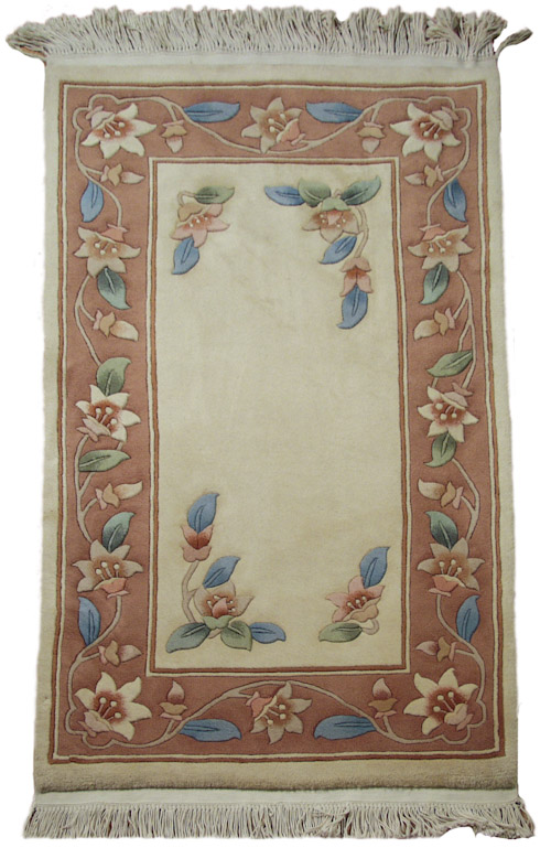 3x5 Art Deco Design Rug