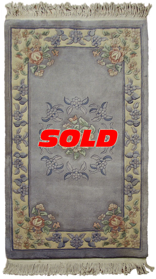 3x 5 Aubusson Design Rug