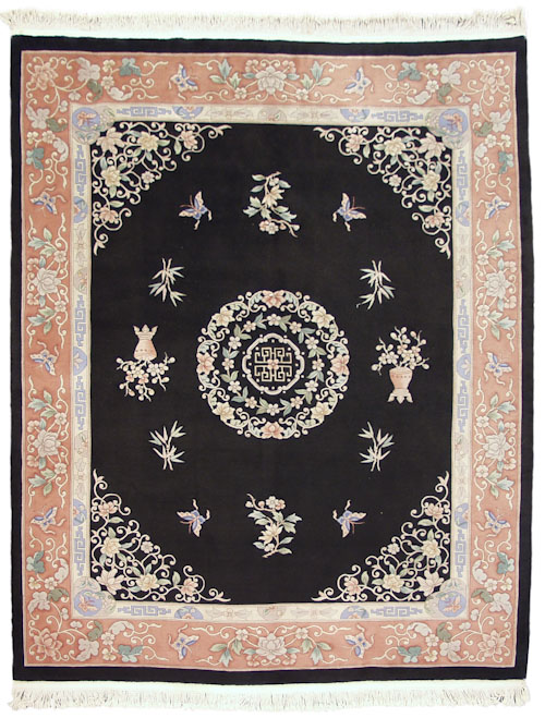 8x10 Peking Design Rug