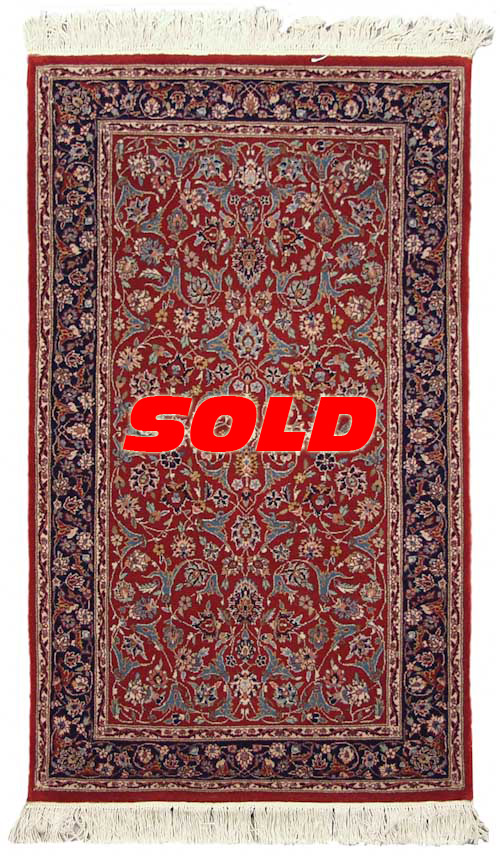 3x 5 Kashan Design Rug – SOLD