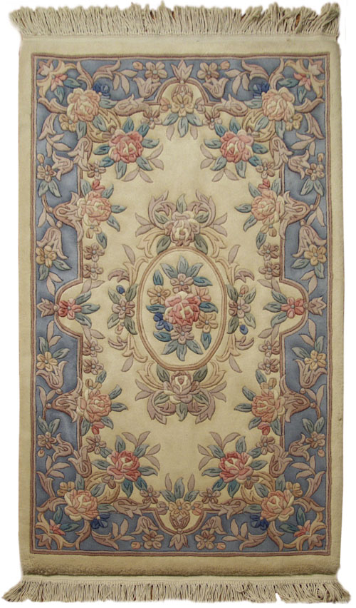 3x5 Aubusson Design Rug