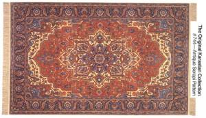 Original Karastan Rug