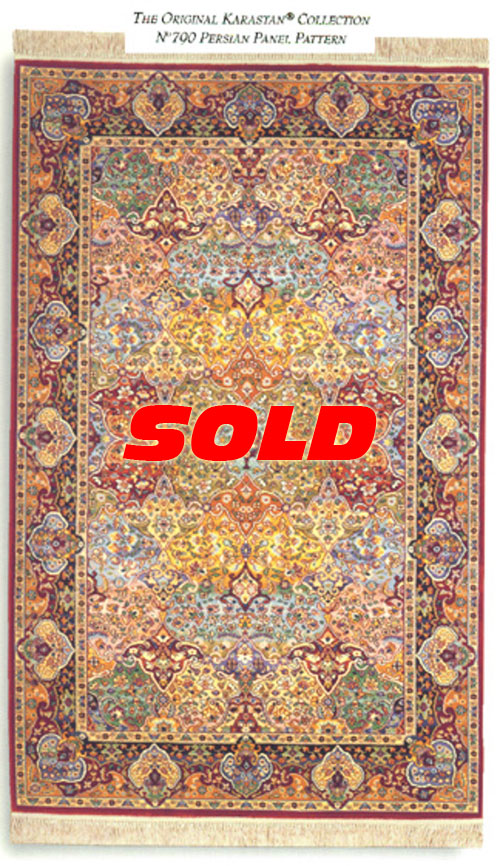 6x 9 Karastan Rug Rug Warehouse Outlet