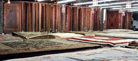 FlyingCarpets Warehouse Outlet